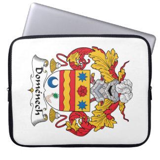Escudo de la familia de Domenech Mangas Portátiles