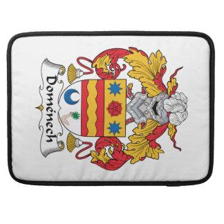 Escudo de la familia de Domenech Fundas Para Macbooks