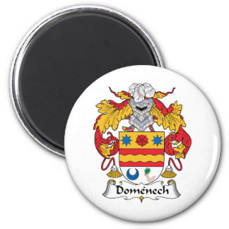 Escudo de la familia de Domenech Iman De Nevera