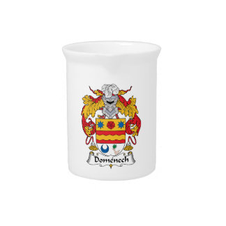 Escudo de la familia de Domenech Jarras De Beber