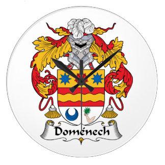 Escudo de la familia de Domenech Relojes