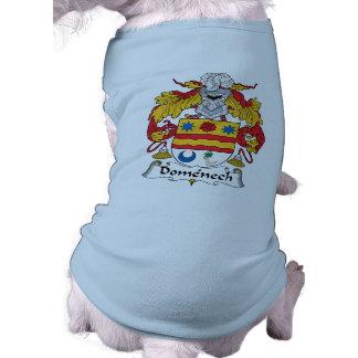 Escudo de la familia de Domenech Ropa De Perros