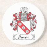 Escudo de la familia de Domenici Posavasos Diseño