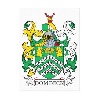 Escudo de la familia de Dominick Lona Estirada Galerías
