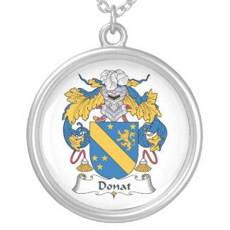 Escudo de la familia de Donato Grimpolas