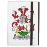 Escudo de la familia de Donlevy