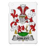 Escudo de la familia de Donlevy iPad Mini Cárcasa