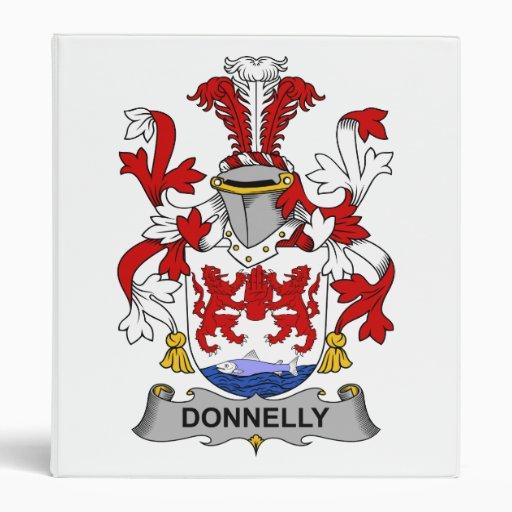 Escudo de la familia de Donnelly