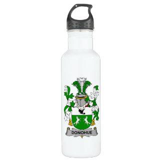 Escudo de la familia de Donohue Botella De Agua De Acero Inoxidable