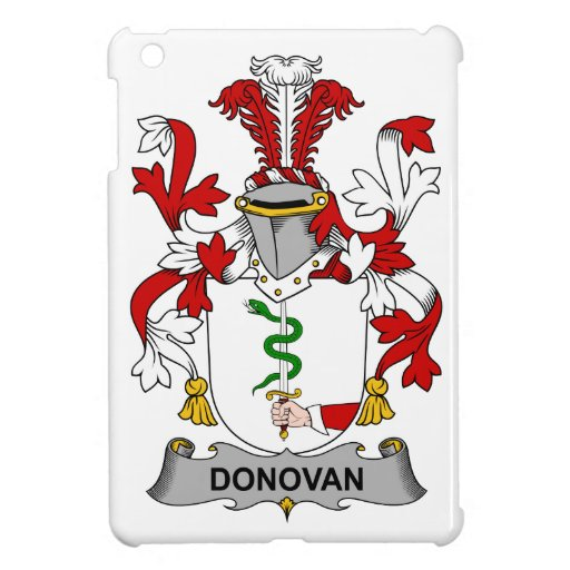 Escudo de la familia de Donovan