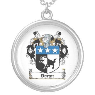 Escudo de la familia de Doran Colgante Redondo