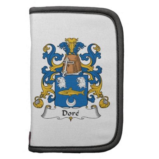 Escudo de la familia de Dore Planificadores