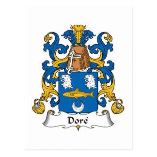 Escudo de la familia de Dore Postal