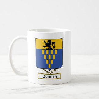Escudo de la familia de Dorman Taza Clásica