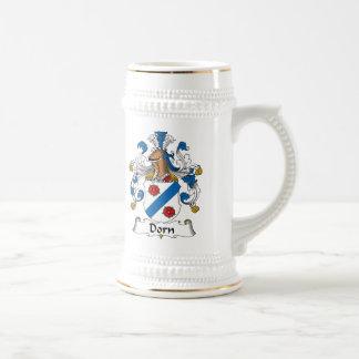 Escudo de la familia de Dorn Jarra De Cerveza