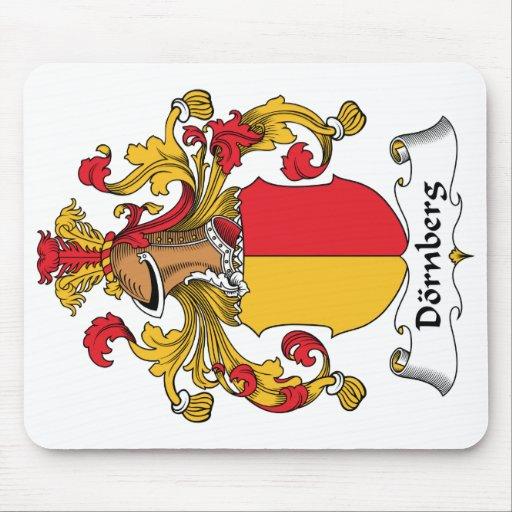 Escudo de la familia de Dornberg Tapete De Ratón