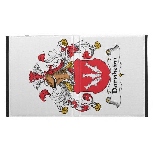 Escudo de la familia de Dornheim