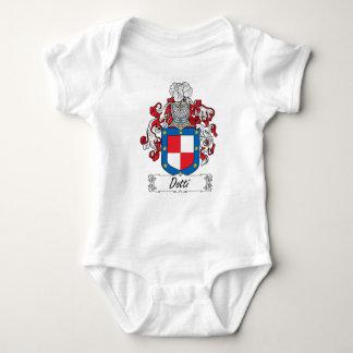Escudo de la familia de Dotti T-shirt