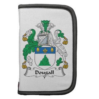 Escudo de la familia de Dougall Planificadores