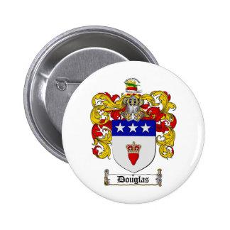ESCUDO DE LA FAMILIA DE DOUGLAS - ESCUDO DE ARMAS  PINS