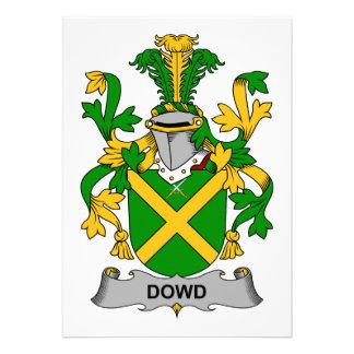 Escudo de la familia de Dowd Comunicados