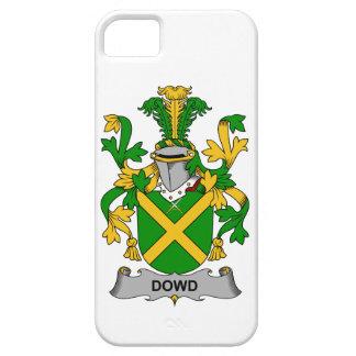 Escudo de la familia de Dowd iPhone 5 Fundas
