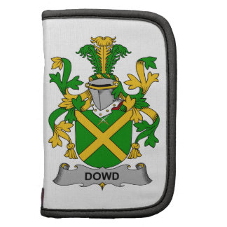Escudo de la familia de Dowd Planificadores