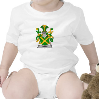 Escudo de la familia de Dowd Trajes De Bebé