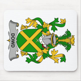 Escudo de la familia de Dowd Tapete De Raton