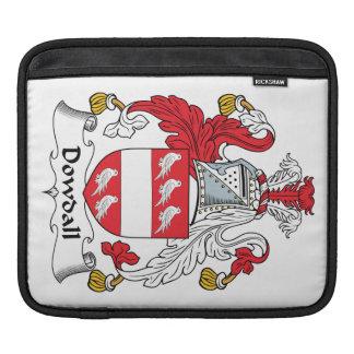 Escudo de la familia de Dowdall Manga De iPad