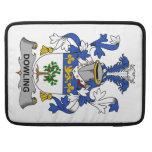 Escudo de la familia de Dowling Funda Macbook Pro