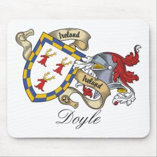 Escudo de la familia de Doyle Tapete De Ratones