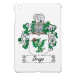 Escudo de la familia de Drago iPad Mini Coberturas