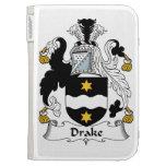 Escudo de la familia de Drake