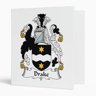 """Escudo de la familia de Drake Carpeta 1"""""""
