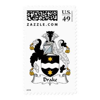 Escudo de la familia de Drake Sellos