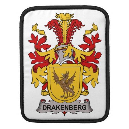 Escudo de la familia de Drakenberg Manga De iPad