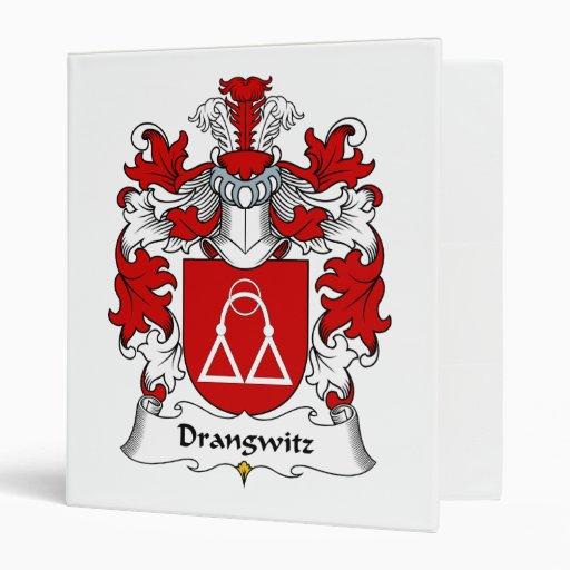 Escudo de la familia de Drangwitz