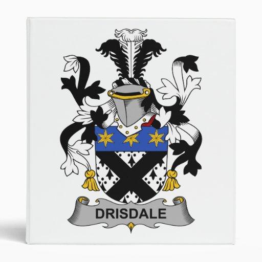 Escudo de la familia de Drisdale