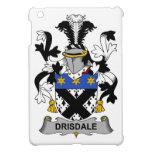 Escudo de la familia de Drisdale iPad Mini Fundas