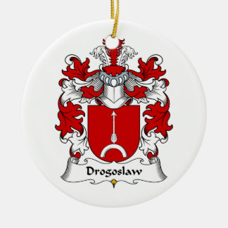 Escudo de la familia de Drogoslaw Adornos