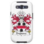 Escudo de la familia de Dryhurst Galaxy S3 Cárcasa