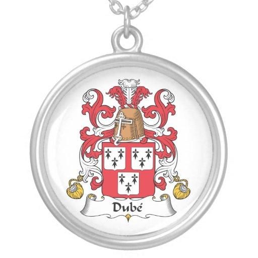 Escudo de la familia de Dube Joyerías