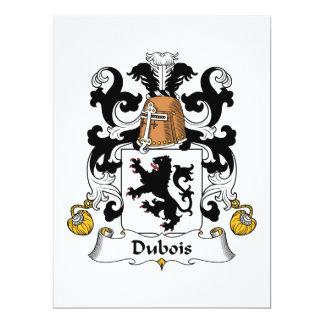Escudo de la familia de Dubois