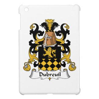 Escudo de la familia de Dubreuil iPad Mini Protectores