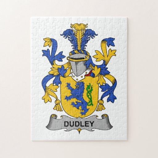 Escudo de la familia de Dudley Puzzle Con Fotos
