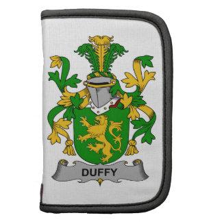 Escudo de la familia de Duffy Planificador