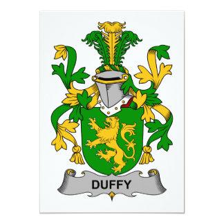 Escudo de la familia de Duffy Comunicados Personales