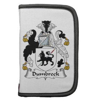 Escudo de la familia de Dumbreck Planificadores