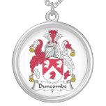 Escudo de la familia de Duncombe Grimpolas
